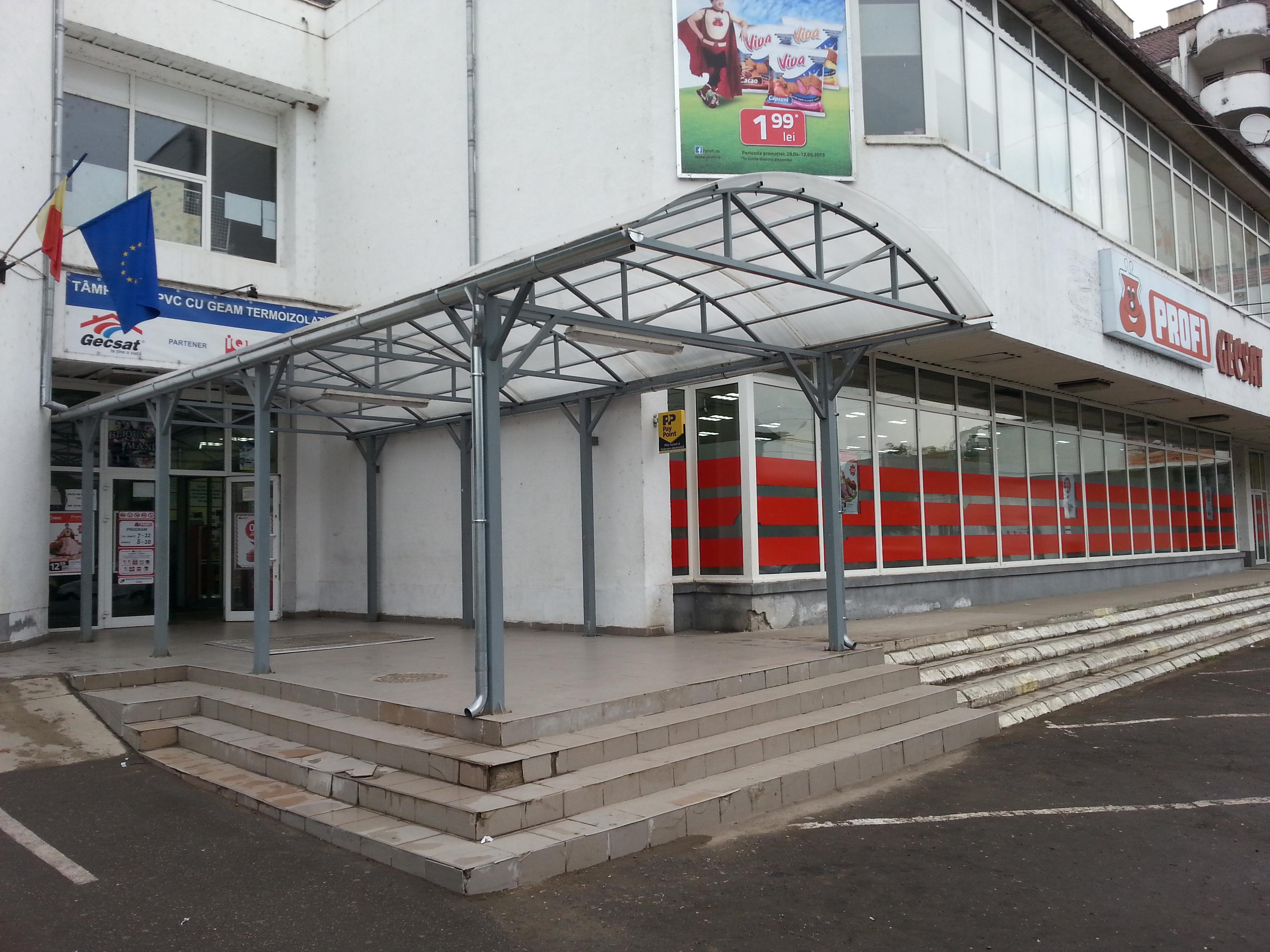 Magazin Profi Târnăveni